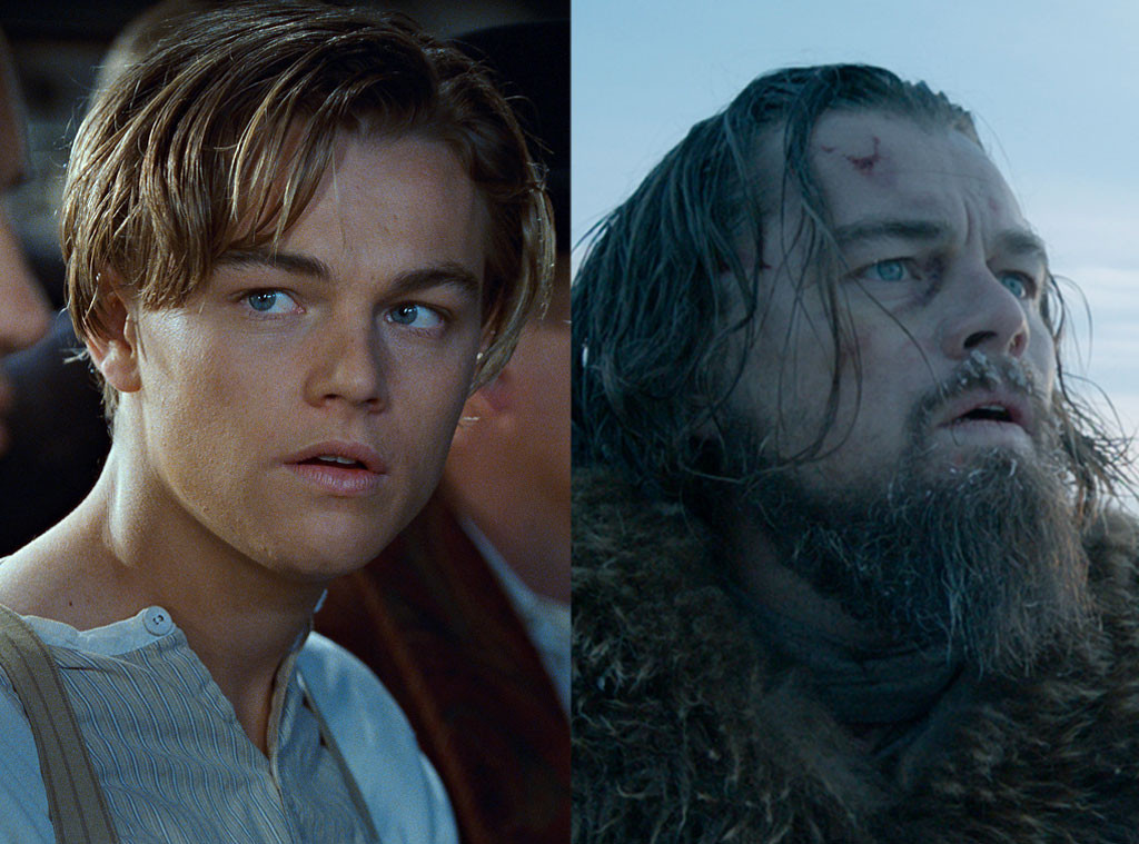 Oscar Nominees Forever Known For Other Roles, Leonardo DiCaprio