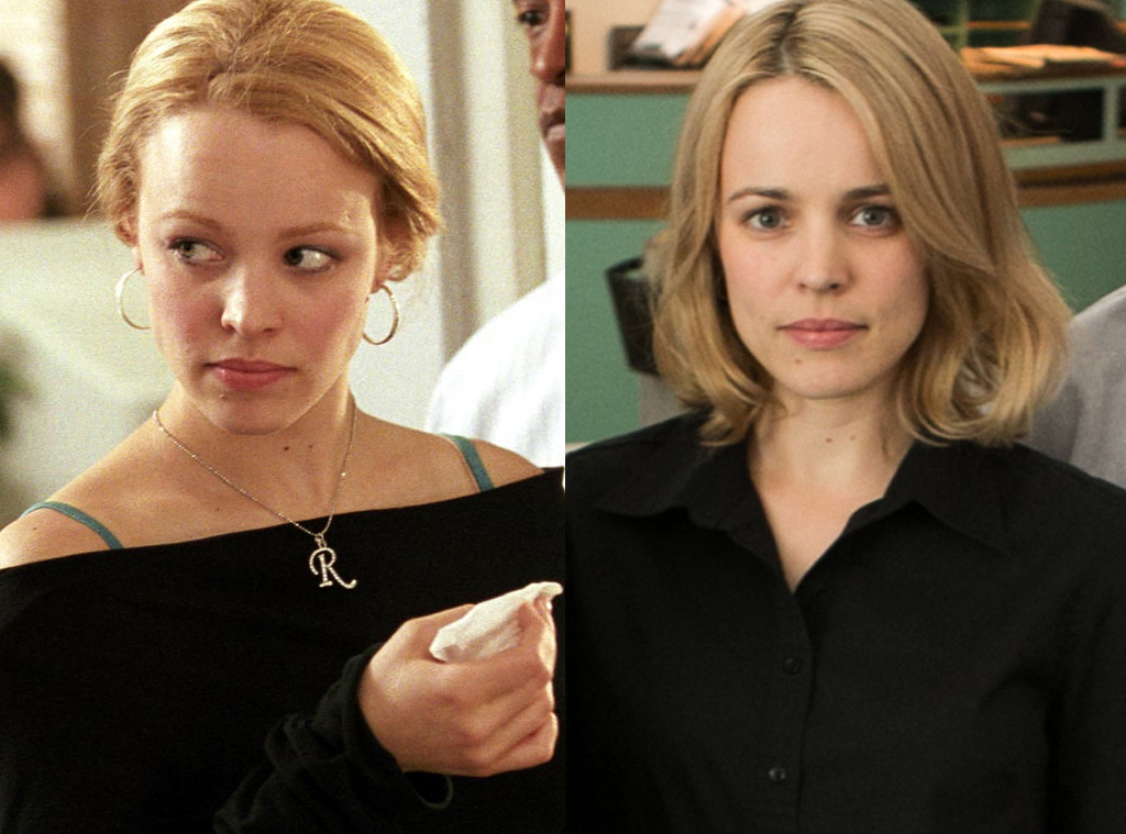 Oscar Nominees Forever Known For Other Roles, Rachel McAdams