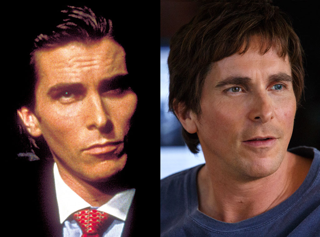 Oscar Nominees Forever Known For Other Roles, Christian Bale