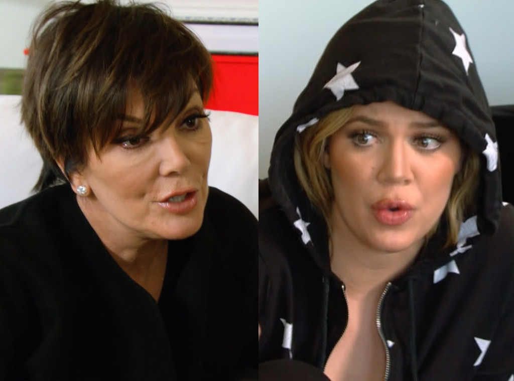 Keeping Up with the Kardashian, Kris Jenner, Khloe Kardashian