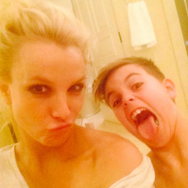 Britney Spears, Sean Federline