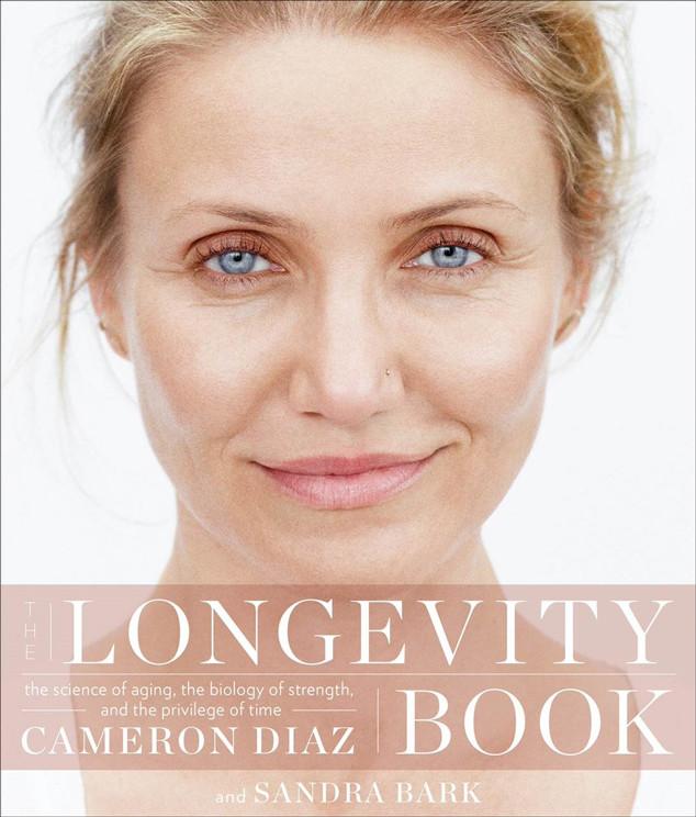 Cameron Diaz, The Longevity Book