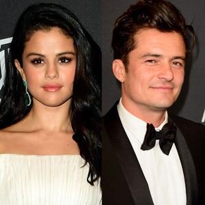 Selena gomez and orlando bloom dating miranda