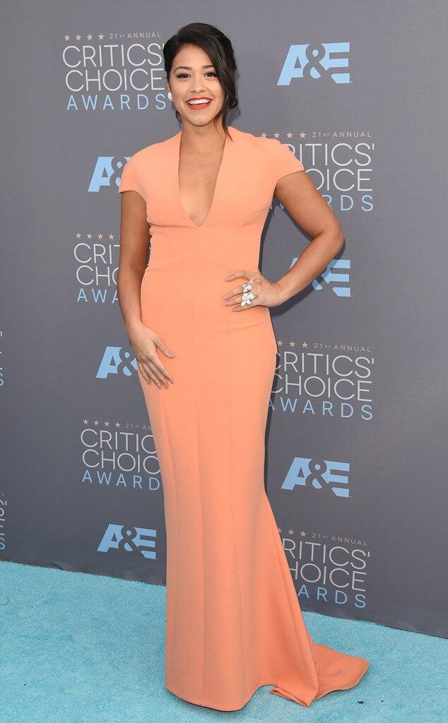 Gina Rodriguez, Critics Choice Awards