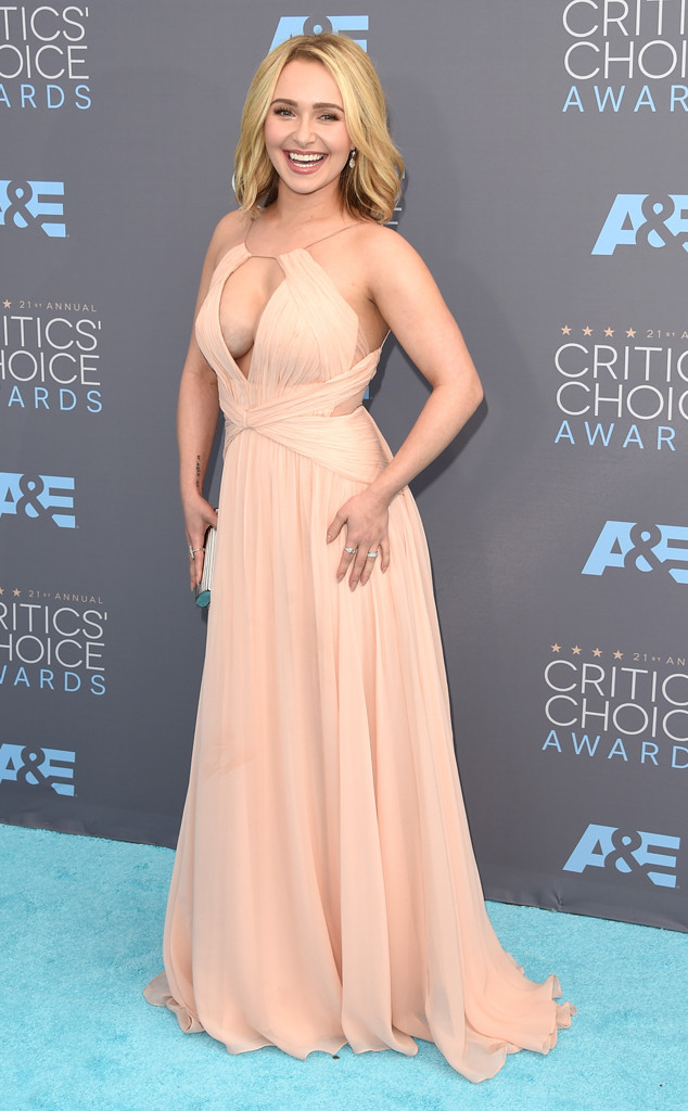 Hayden Panettiere, Critics Choice Awards