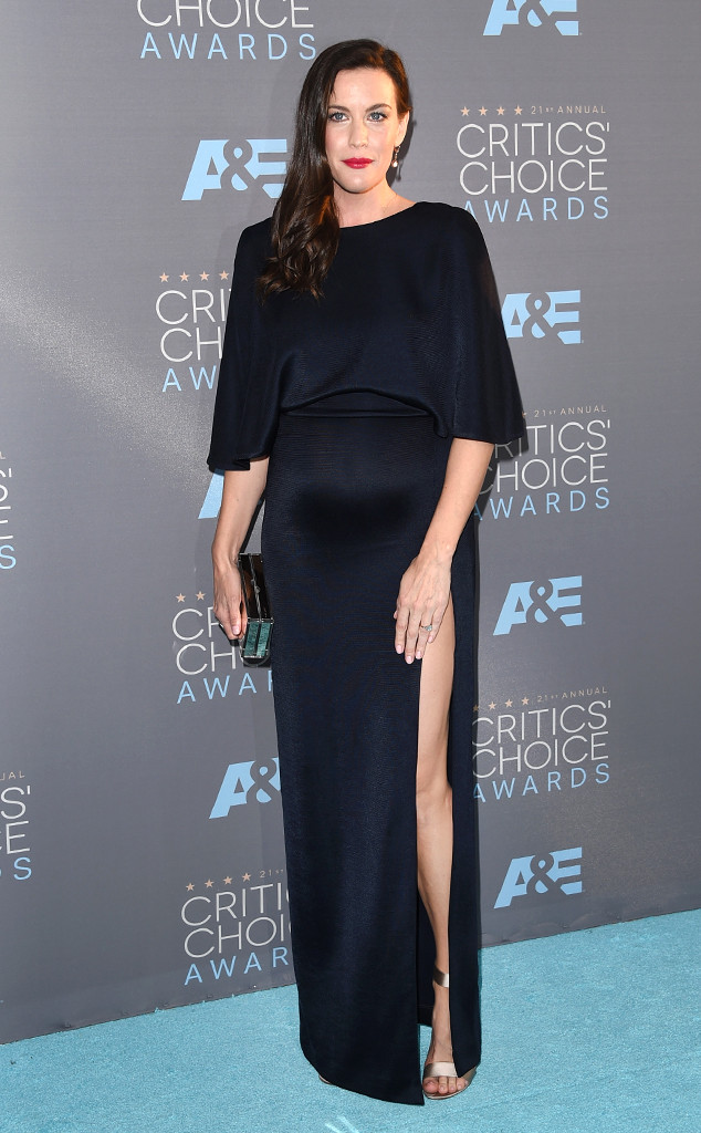 Liv Tyler, Critics Choice Awards