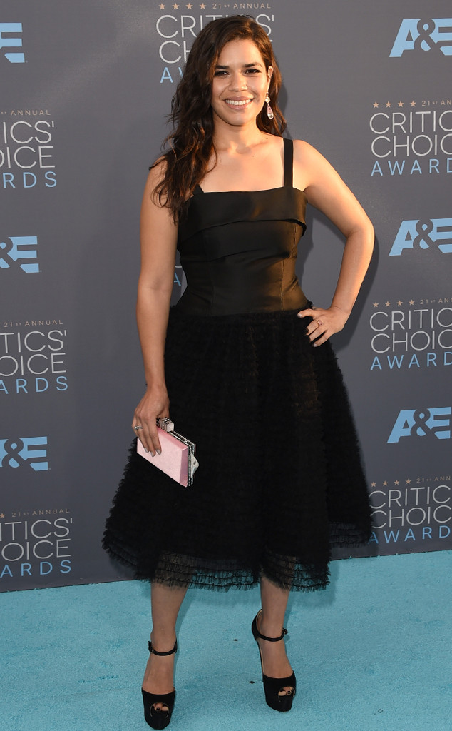 America Ferrera, Critics Choice Awards