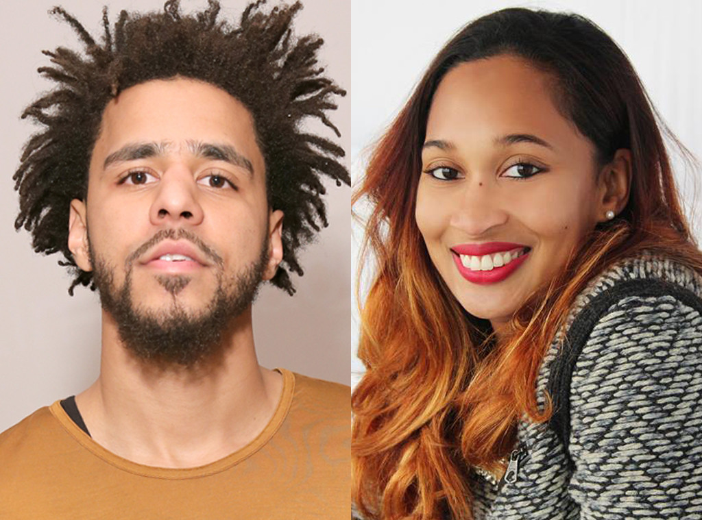J Cole And Melissa Heholt J. Cole Is a Ma...