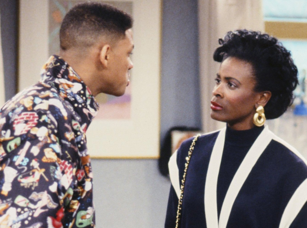 Fresh Prince of Bel Air, Janet Hubert, Will Smith