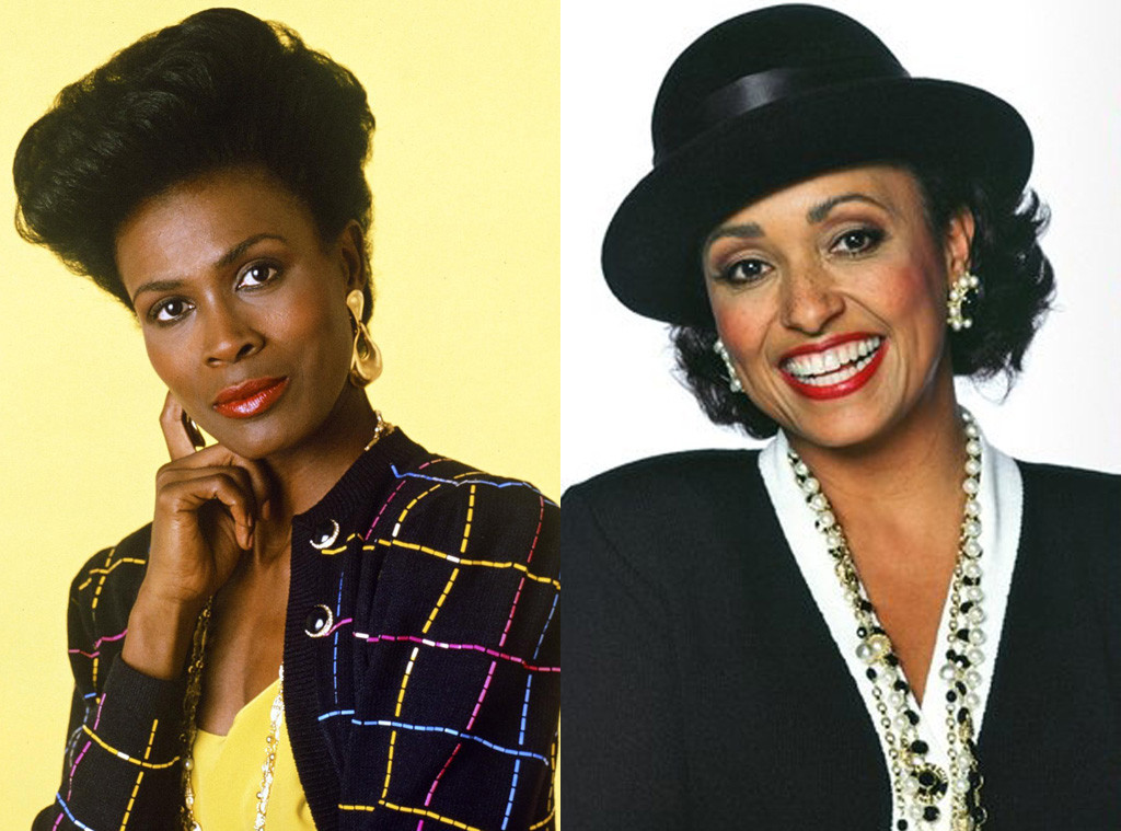 Fresh Prince of Bel Air, Janet Hubert, Daphne Maxwell Reid