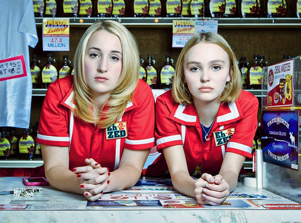 Yoga Hosers, Harley Quinn Smith, Lily-Rose Depp