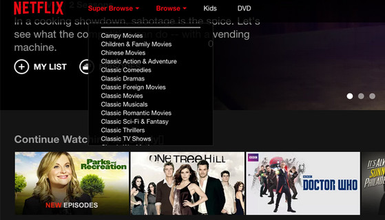 Can't Find Something to Watch on Netflix? This Hack Will