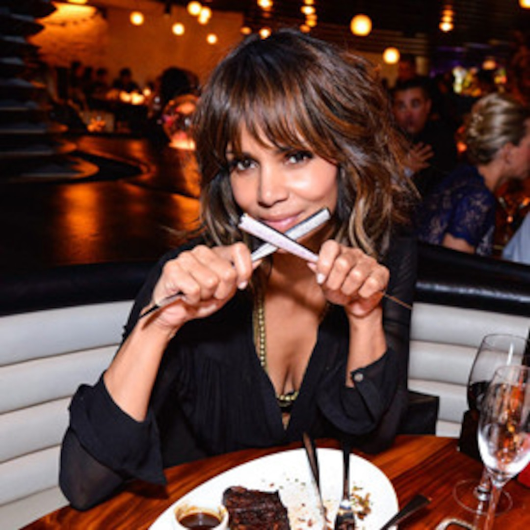 Halle Berry Posted a Nude Photo to Instagram, and Our Jaws