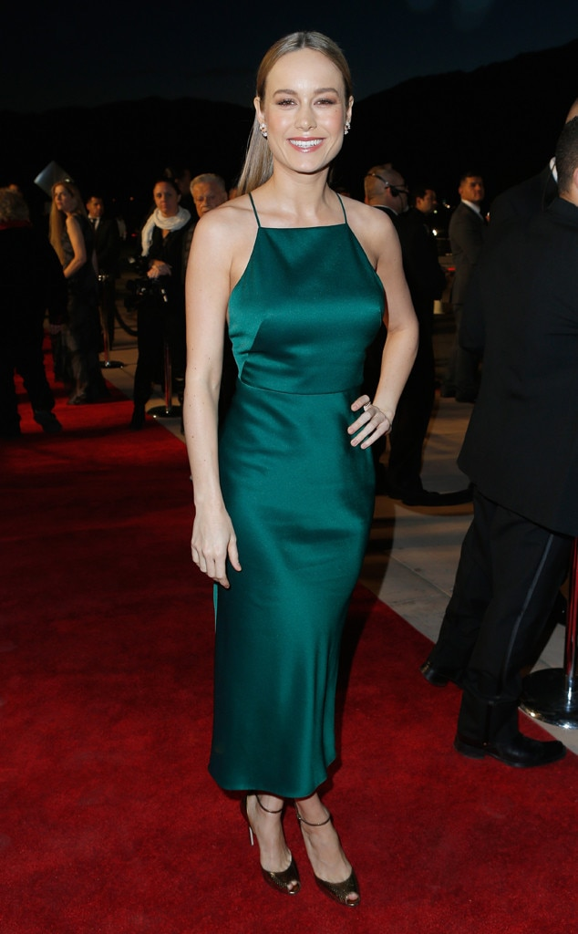 Room to Wu -  The actress gleamed in this green jewel-tonedJason Wu dress at the 2016 Palm Springs International Film Festival Film Festival Awards Gala.
