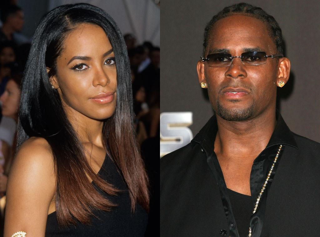 Aaliyah's Mother Slams