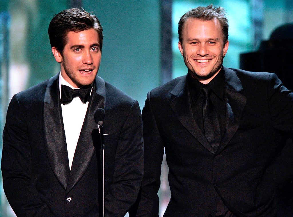Jake Gyllenhaal, Heath Ledger, SAG Awards
