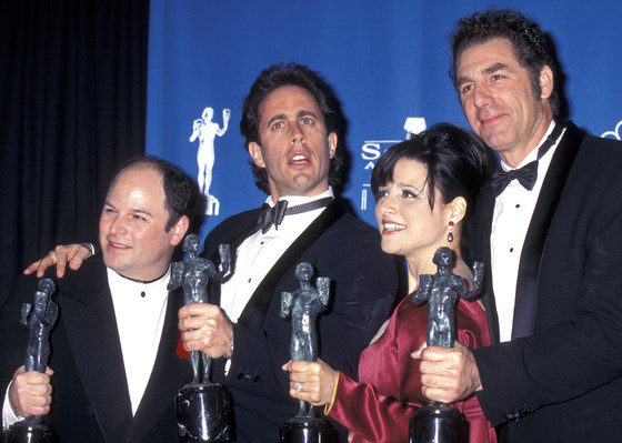 Seinfeld Cast, SAG Awards