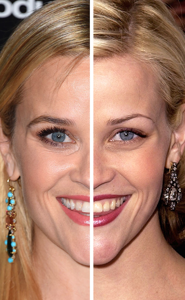 Reese Witherspoon, Stars Who Never Age, 13 Year Difference