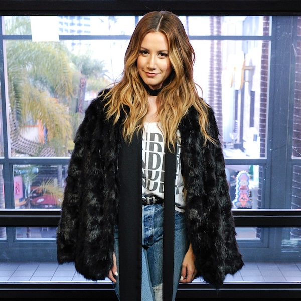 Ashley Tisdale From The Big Picture: Today's Hot Photos