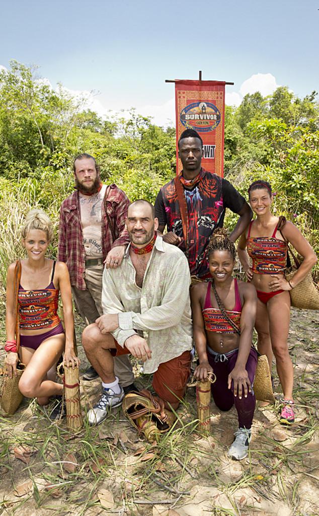 Brawn Tribe, Survivor Season 32