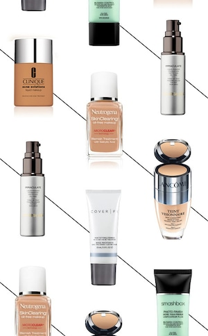 ESC, Acne Clearing Makeup