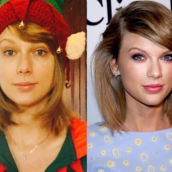 Taylor Swift From Stars Without Makeup