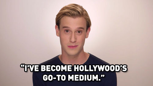 Hollywood Medium 101