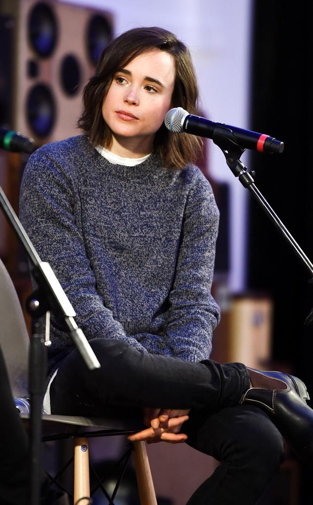 Ellen Page, Sundance Film Festival