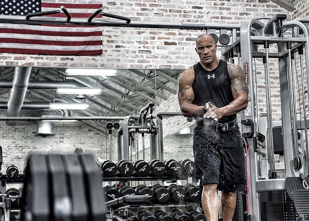 Dwayne The Rock Johnson, Under Armour