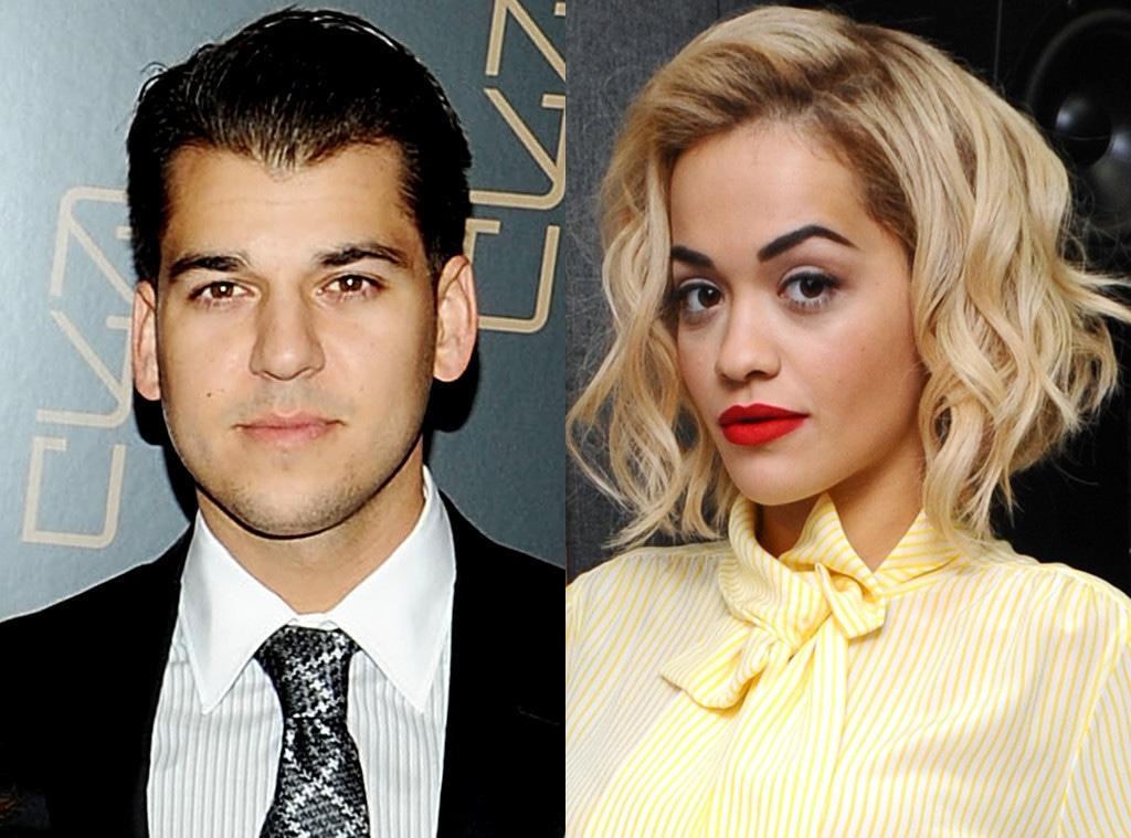 Rita Ora, Rob Kardashian