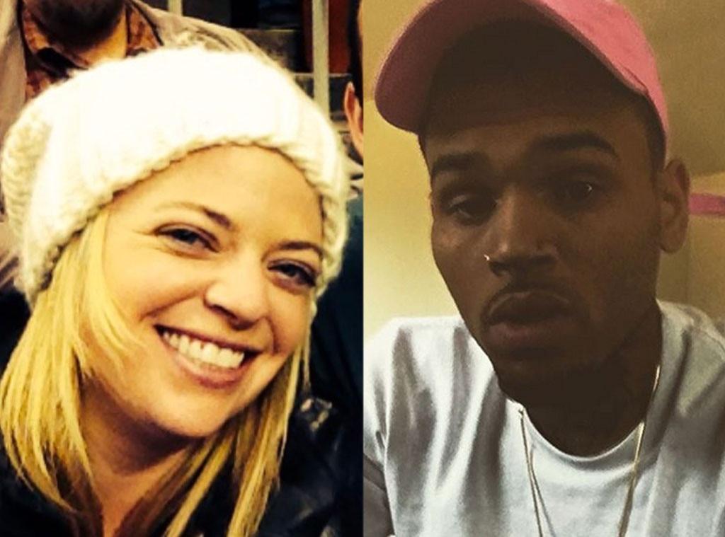 Chris Brown, Jenny Johnson
