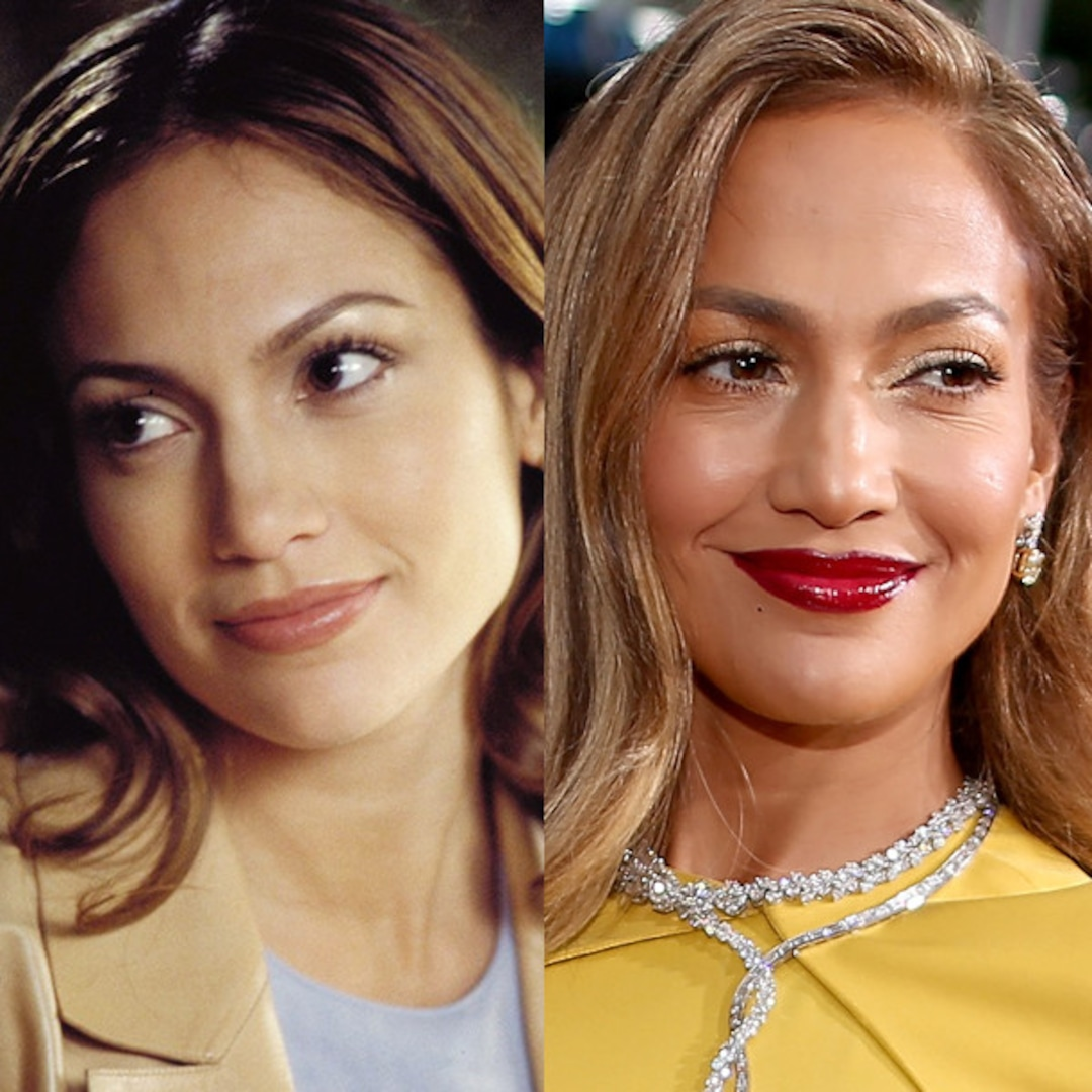 The Wedding Planner Just Turned 15 And Yet Jennifer Lopez Hasn T Aged A Day E Online