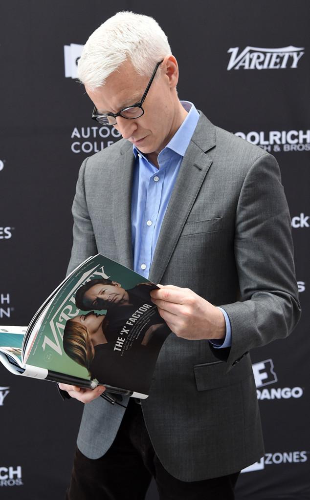Anderson Cooper, Sundance 2016