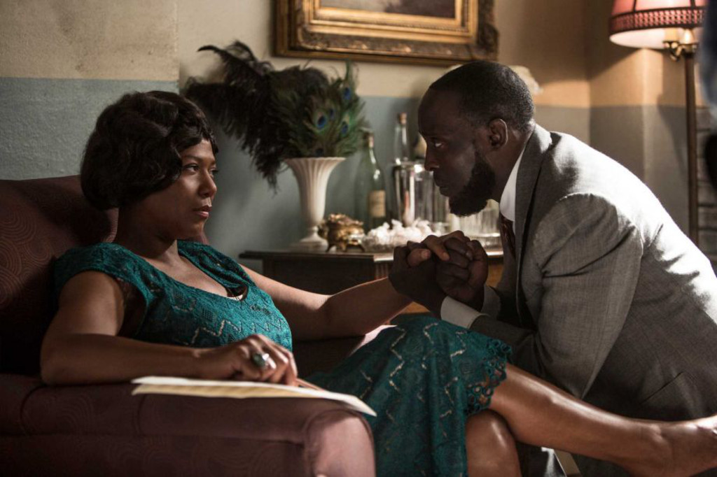 Bessie, Queen Latifah, Michael Kenneth Williams