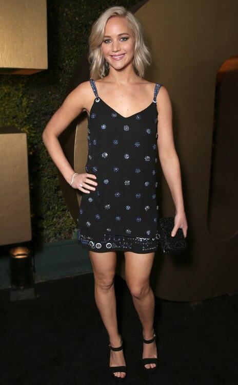 Jennifer Lawrence, Style File