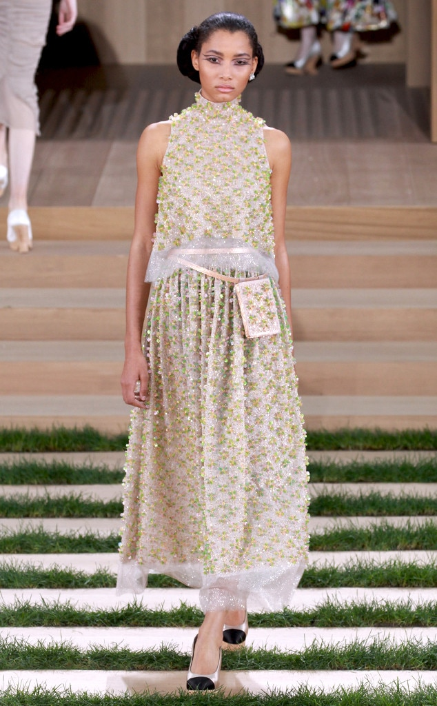 Chanel Paris Haute Couture Fashion Week