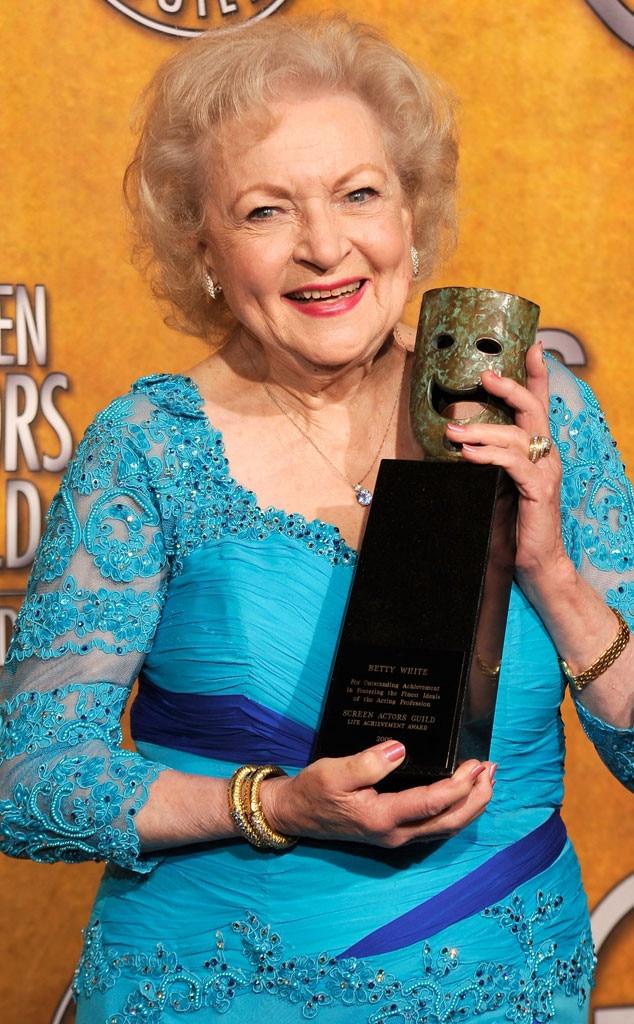Betty White, SAG Awards