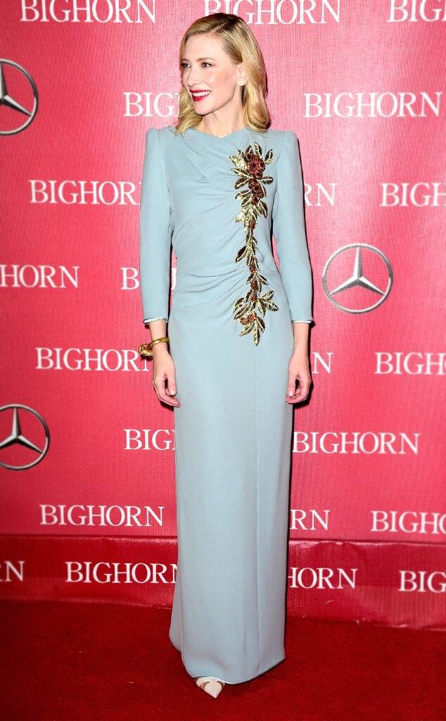 Cate Blanchett, Style File