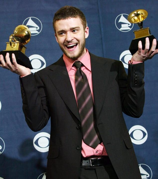 Justin Timberlake, 2004