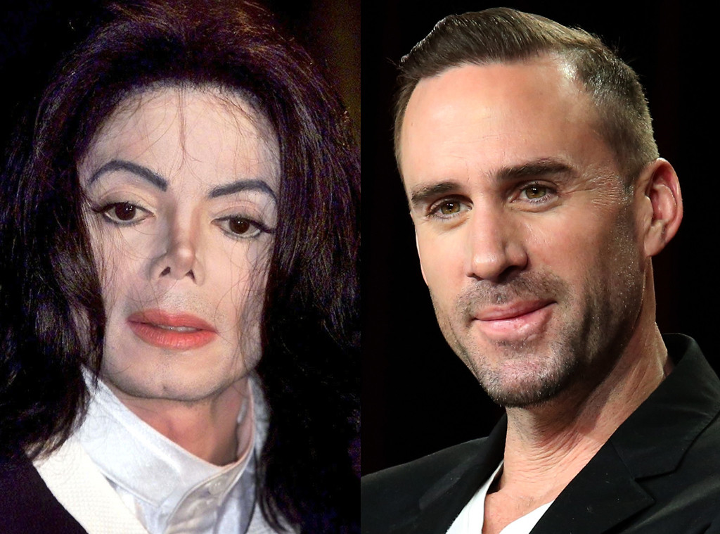 Joseph Fiennes Is Playing Michael Jackson in 9/11 TV Comedy and Many