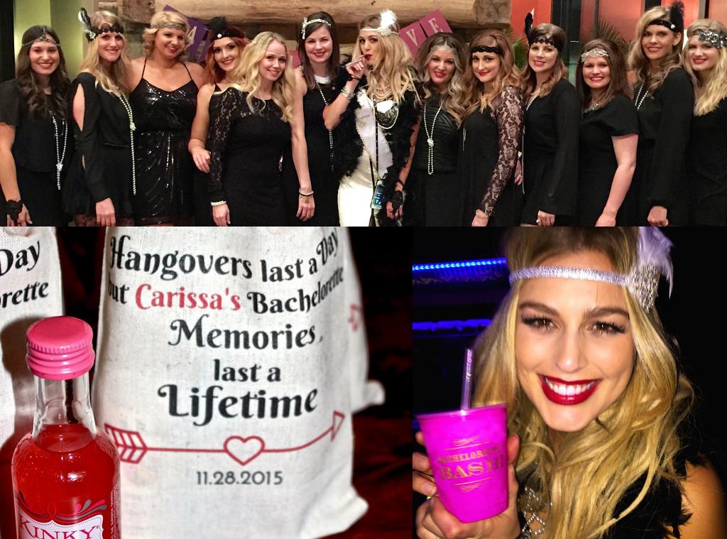 Carissa Loethen Bridal Blog, Bachelorette Parties