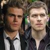 Paul Wesley, The Vampire Diaries, Joseph Morgan, The Originals