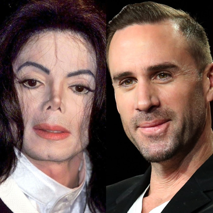 Joseph Fiennes Is Playing Michael Jackson Many People Freaking Out E Online