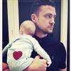Justin Timberlake, Silas Timberlake