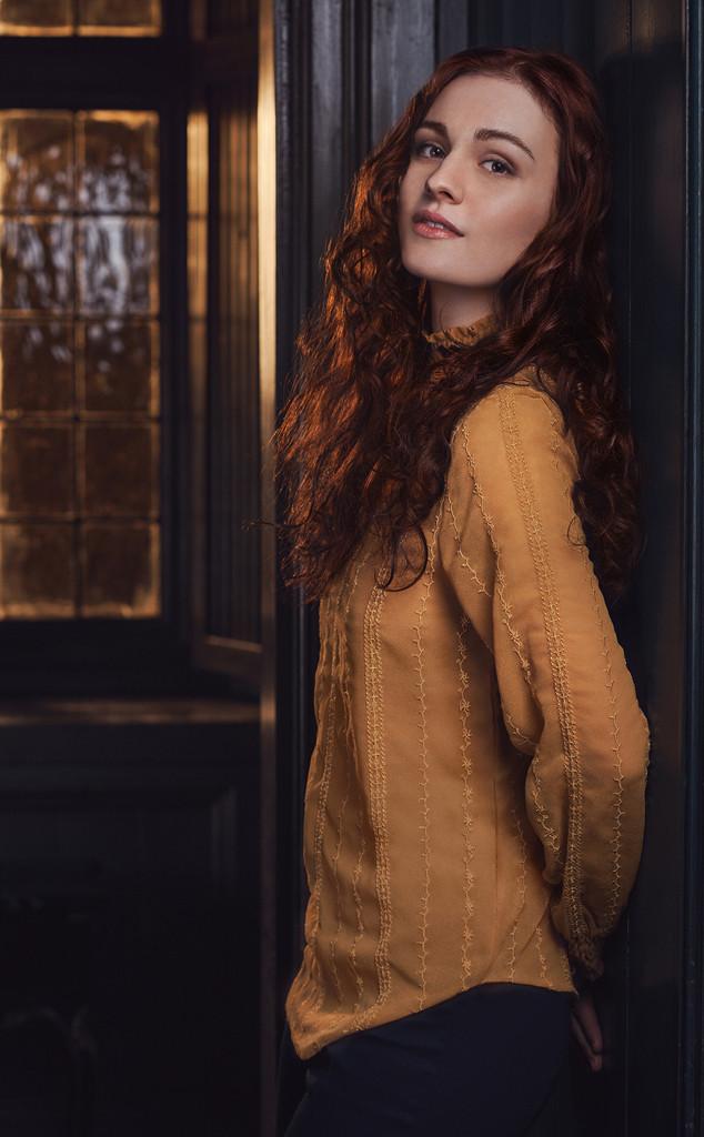 Sophie Skelton, Outlander