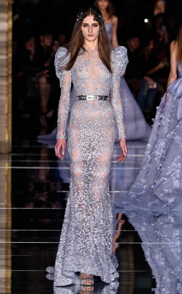 b4bb64402cb9b Zuhair Murad from Paris Fashion Week Haute Couture | E! News