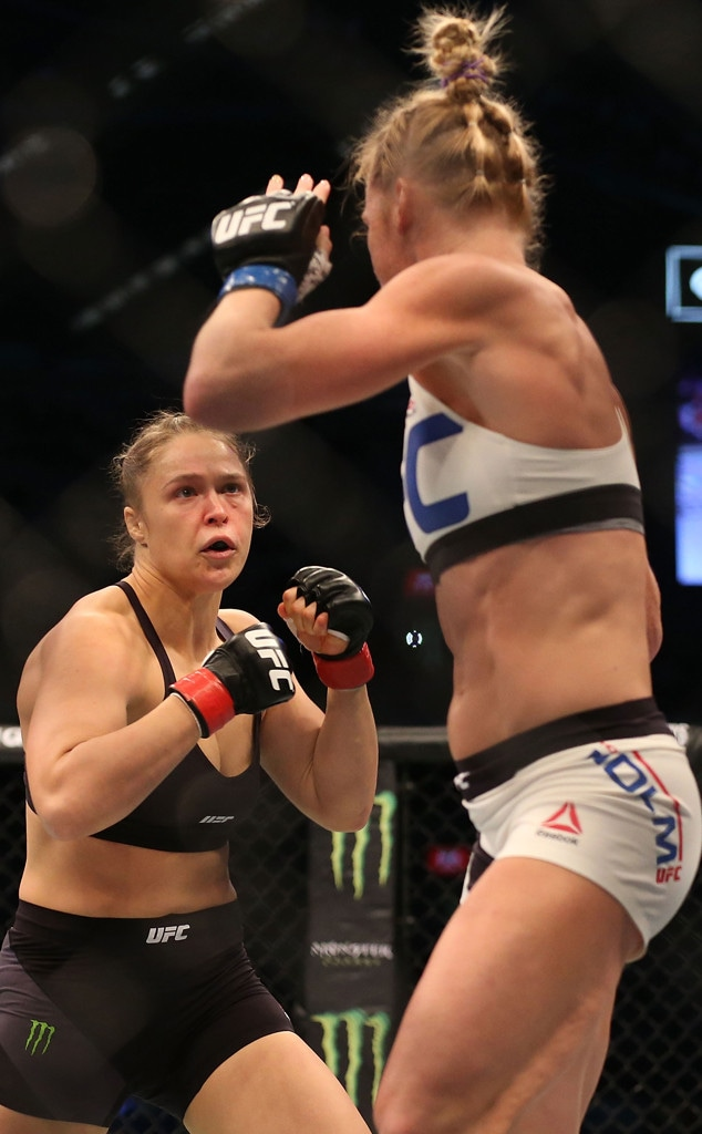 Ronda Rousey to Fight for the First Time Since Holly Holm Loss - E! Online