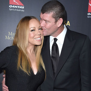 """Mariah Carey Says She's """"Ecstatic'' and ''Couldn't Be Happier'' With James Packer, But Is She Spilling Wedding Planning Details?"""