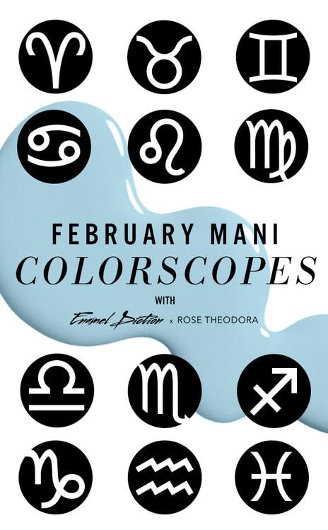 ESC, February Horoscopes, Cover