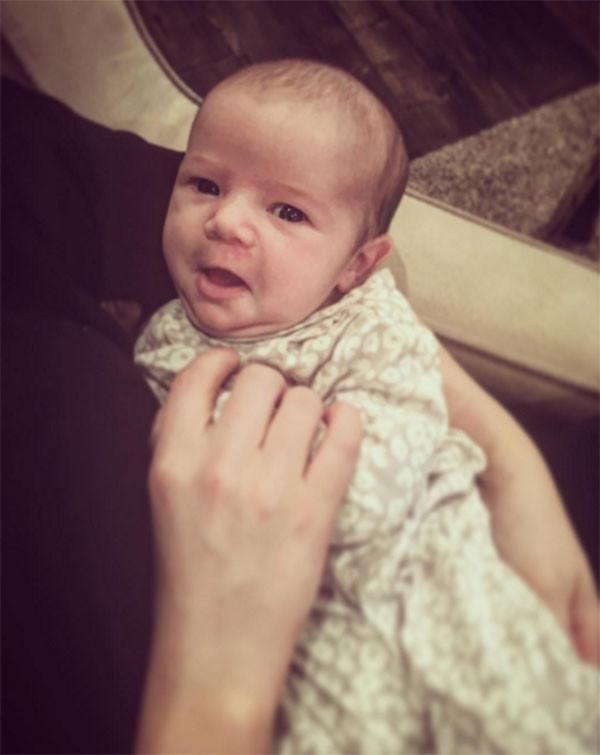 Sailor Grace, Bristol Palin's Baby Daughter